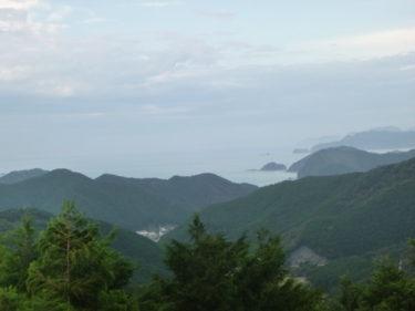 熊野川でシーカヤック&キャンプ(1日目)