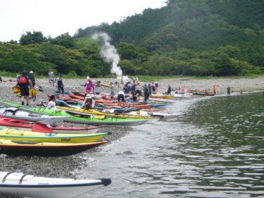 Kayak誌ジャンボリー6/22-23(2日目)