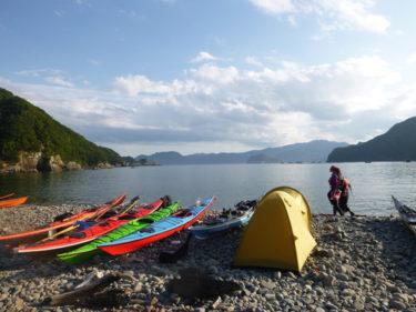 Kayak誌ジャンボリー6/22-23(1日目)