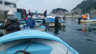 師崎 カワハギ釣り 2013年11月2日