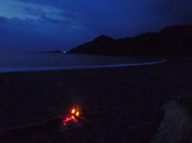 2015.11.21-22 奇跡の浜・A浜キャンプ