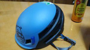自転車にも使える超軽量ヘルメット