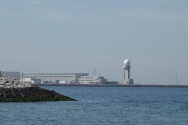 早春の海を感じて。シーカヤックでセントレア空港島を一周。